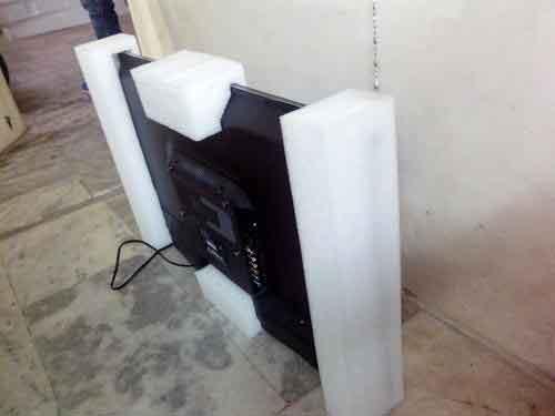 تجهیزات بسته بندی تلویزیون
