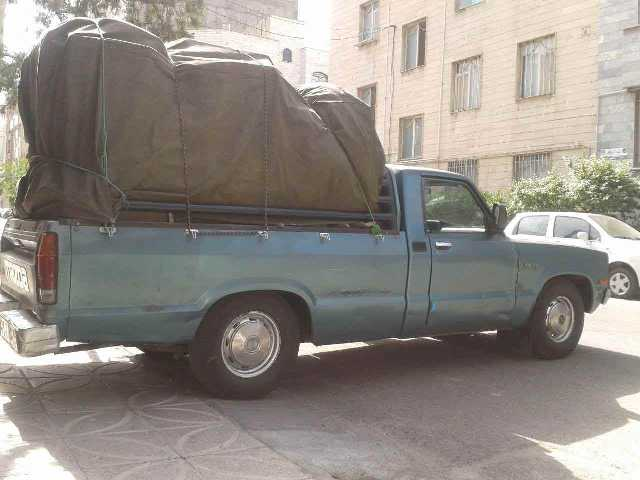 camion-tehran