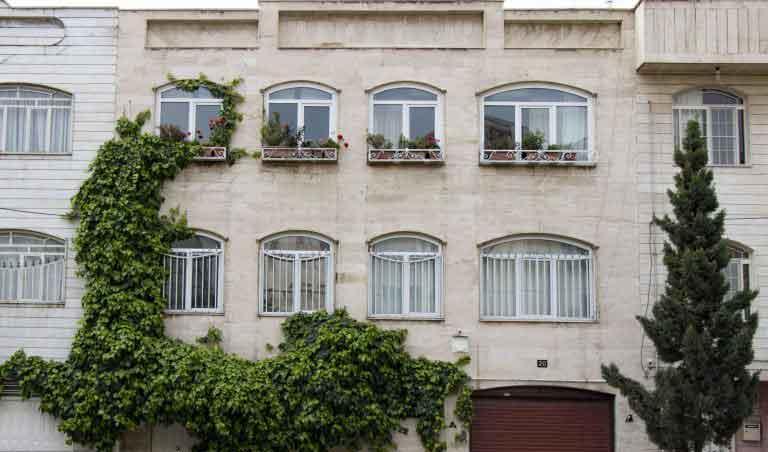 باربری در پونک تهران