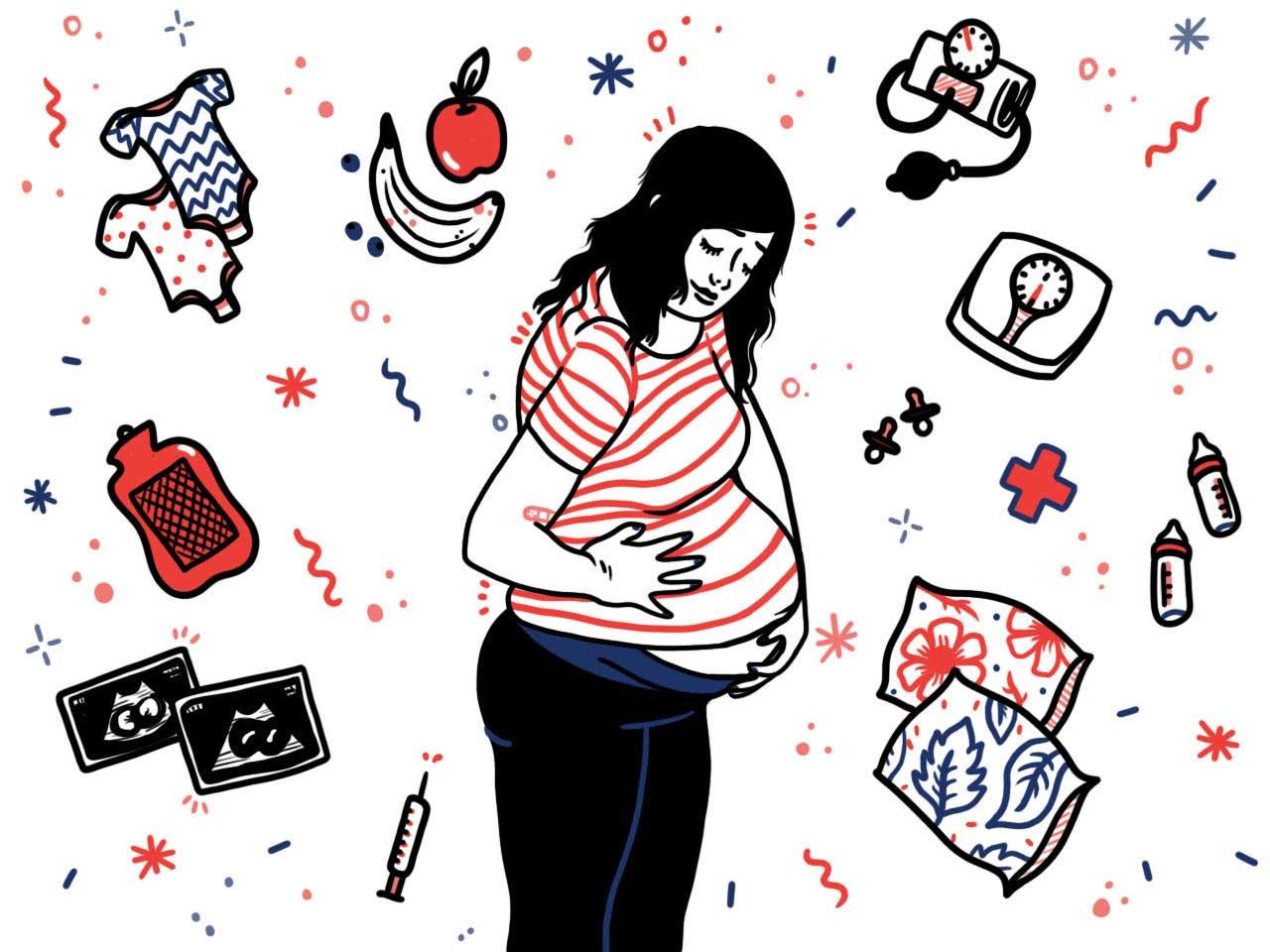 بارداری و اسبابکشی